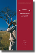 Respacing Africa book cover