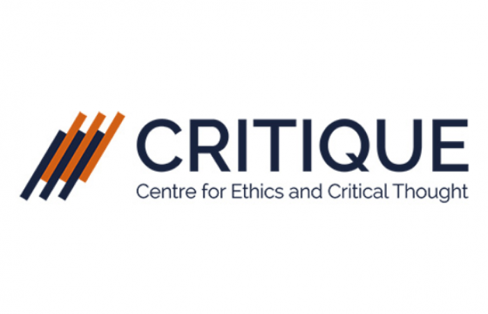 Centre for Ethics and Critical Thought logo