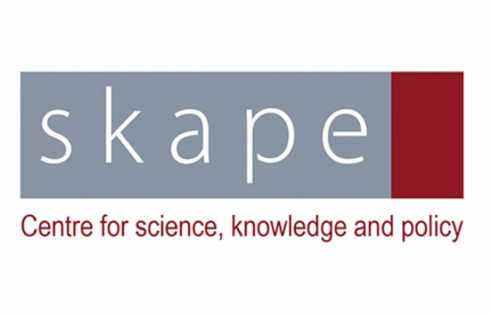 Centre for science, knowledge and policy (SKAPE) logo